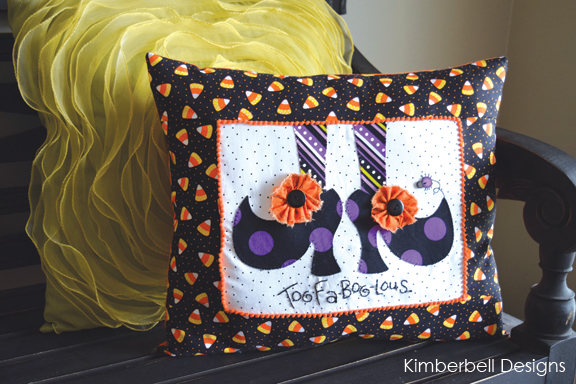 Oh The Possibilities For Halloween Kimberbell Designs