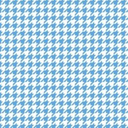 MASF8225-WB LITTLE ONE FLANNEL TOO! HOUNDSTOOTH