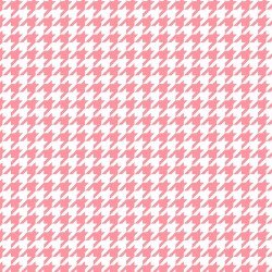 MASF8225-WP LITTLE ONE FLANNEL TOO! HOUNDSTOOTH