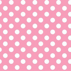 MASF8227-PW LITTLE ONE FLANNEL TOO! DOTS