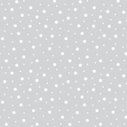 MASF8228-KW LITTLE ONE FLANNEL TOO! RANDOM DOTS