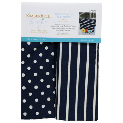 Tea Towels (Navy)