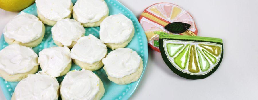 Citrus & Sunshine Cookie Bites