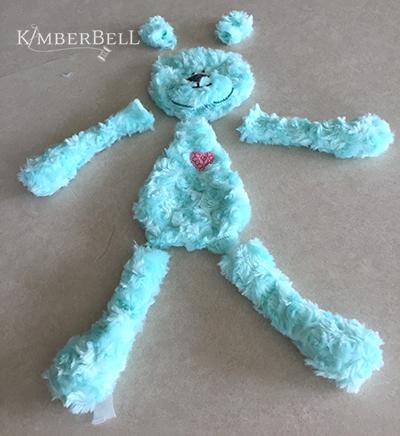 Jenny's Kimberbear