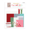 Cup of Cheer Advent Quilt, Embellishment Kit
