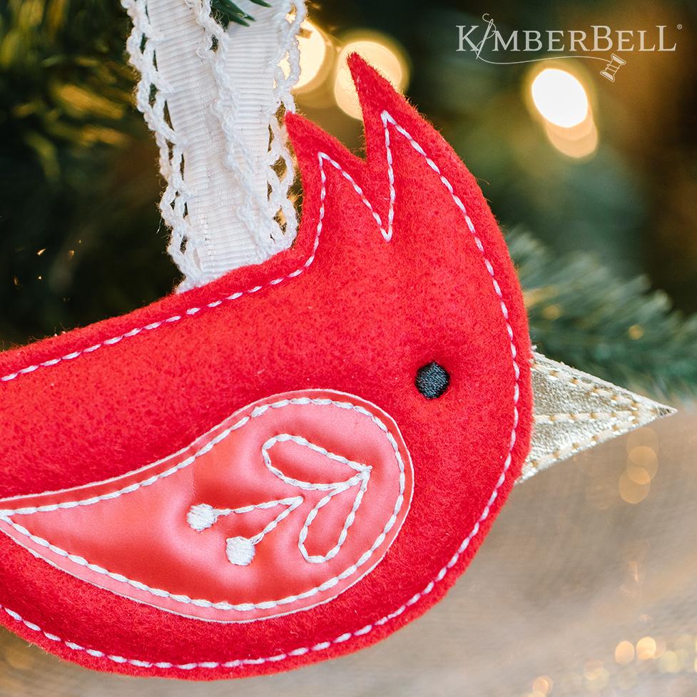 Winter Cardinal Ornament