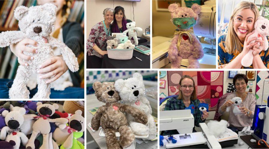 National Teddy Bear Day, the Kimberbear, and YOU