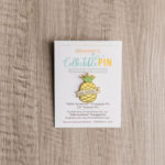 Picture of Hello Sunshine Pineapple Pin from Spring 2020 Bella Box