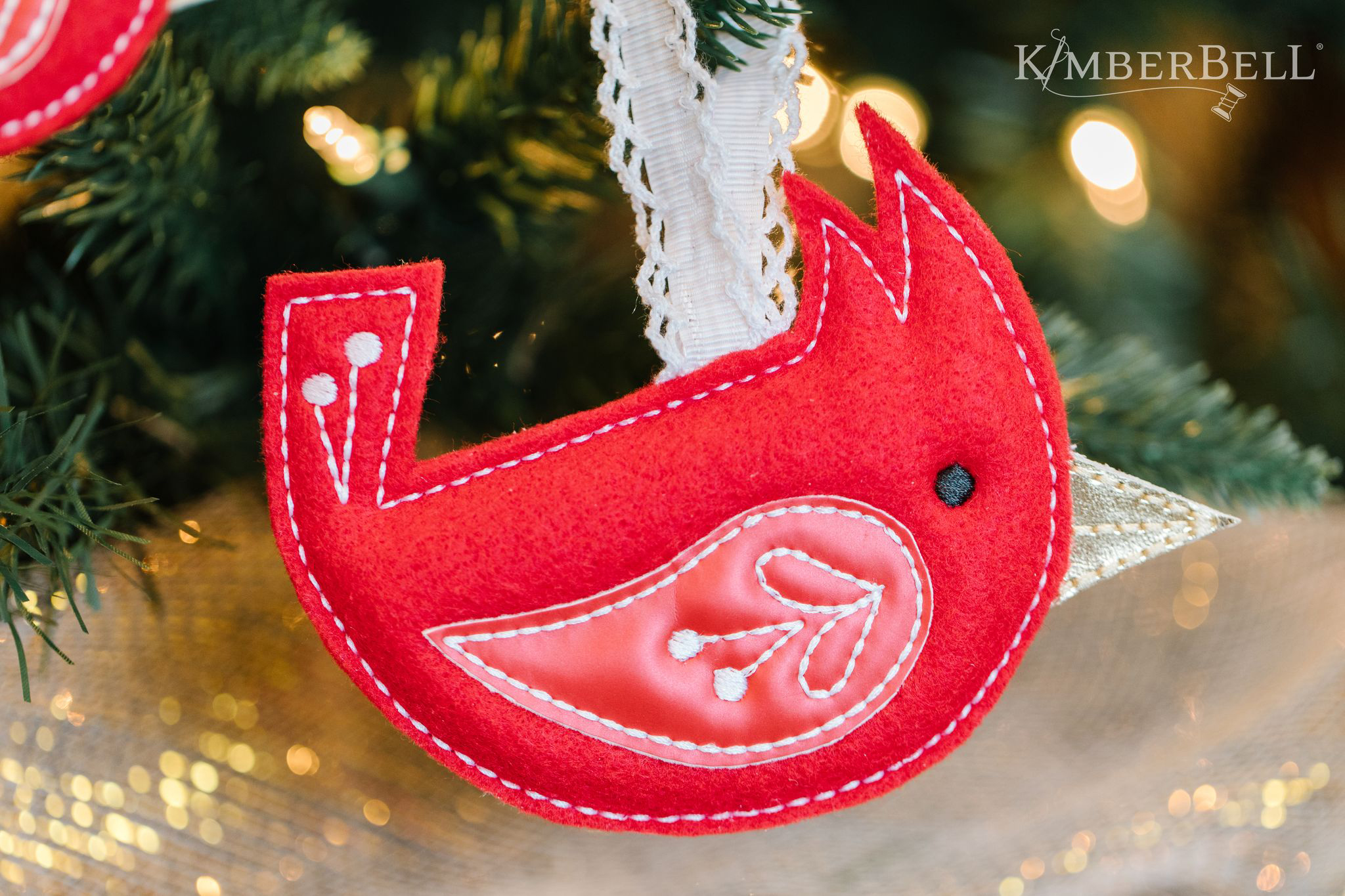 Image of Winter Cardinal Ornament