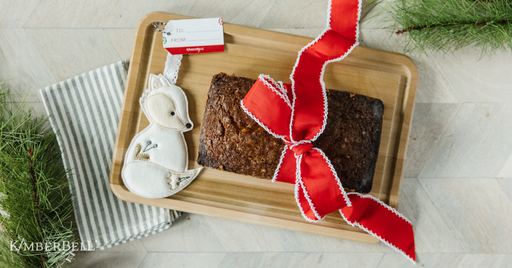 Heart-Felt Friends & Coconut Cozy Bread