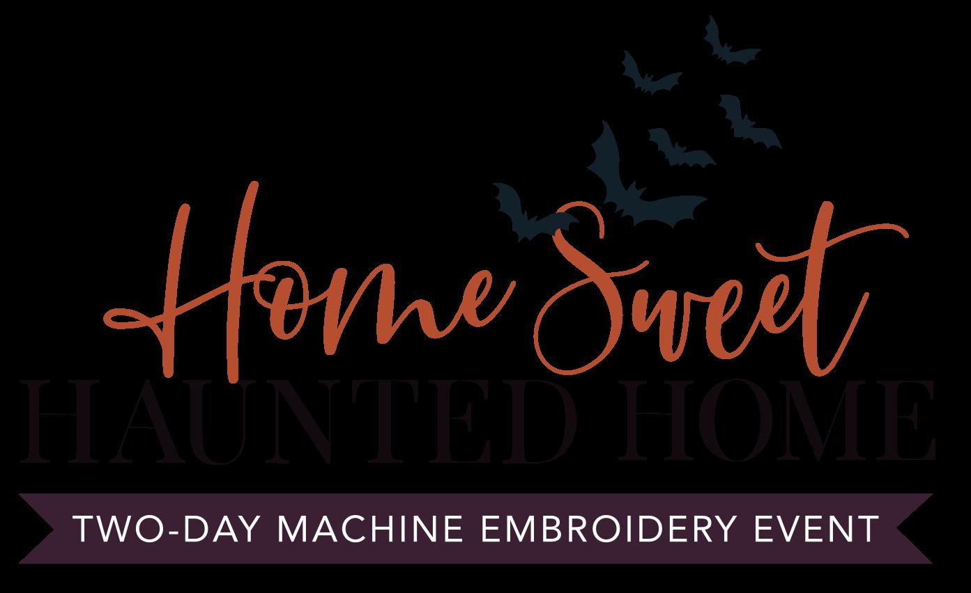Home Sweet Haunted Home Logo