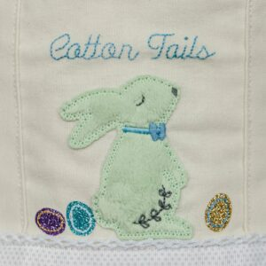 """Canvas Tote, Pack of 25 w/free Design """"Bunny Busket"""""""