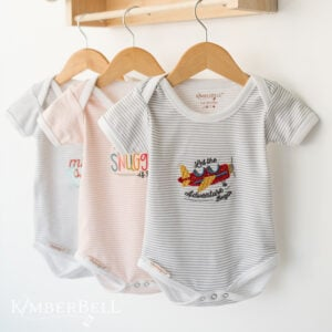 The Snuggle is Real Machine Embroidery Design