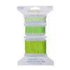 Crocheted Edge Trim, Lime Green