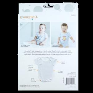 Koala Grey Infant Bodysuit Set, 9-12 Months