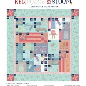 KDQ049-Red-White-And-Bloom-Quilting-Bundle