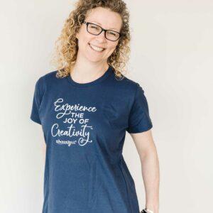 Short Sleeve T-Shirt   Experience the Joy of Creativity