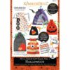 It's a Cinch! Gift Bags, Volume 1: Halloween Machine Embroidery CD (RETIRED)