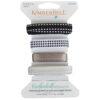 Kimberbellishments Black & Grey Ribbon Set (RETIRED)