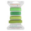 Kimberbellishments Green Ribbon Set (RETIRED)