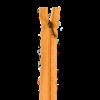 "Lace Zipper 14"" - Apricot"