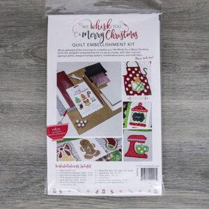 We Whisk You Embellishment Kit