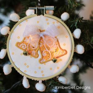 Happy Hoop Decor, Vol. 1: Whimsical Christmas Ornaments