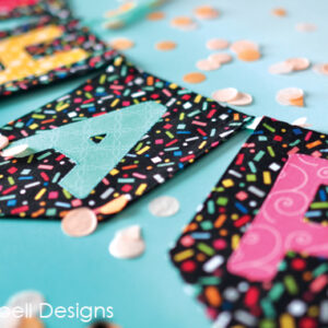 That's Sew Chenille: Chenille Alphabet Pennants & Banners, Sewing
