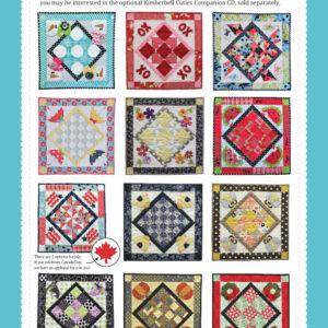 Kimberbell Cuties: 12 Seasonal Table Toppers Sewing Book