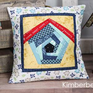 Bench Buddies:  May, June, July, Aug, Machine Embroidery