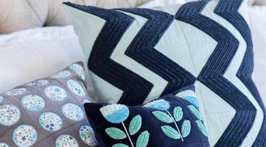 Annika's Throw Pillows
