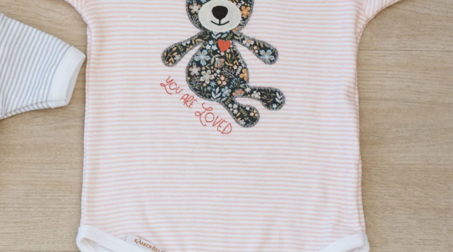 April Showers: Baby Bodysuits - free download
