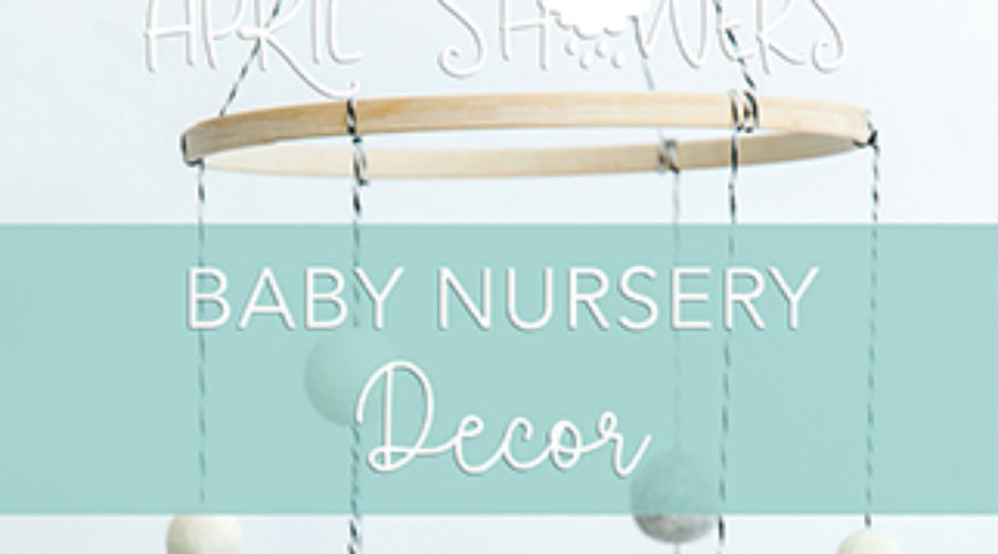 April Showers: Baby Bodysuits - Decor