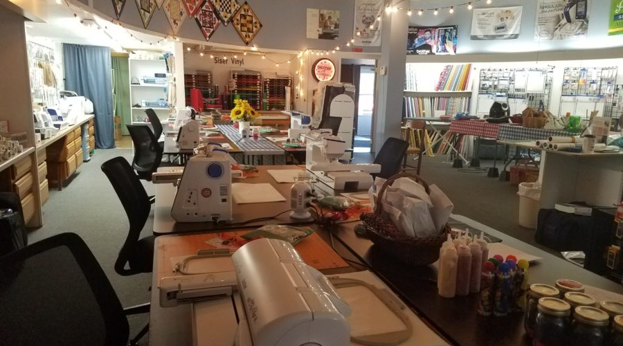 Summer Nights with Galesburg Sewing Center