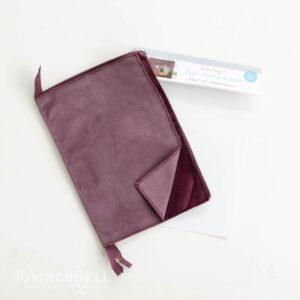 Amesthyst Large Zipper Pouch Blank