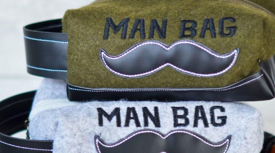 Kimberbell Man Bag
