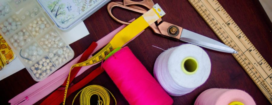 Sewing Rooms on a Budget