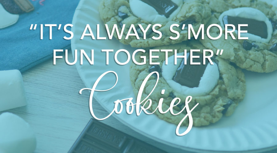 Summer Nights - S'mores Cookie Recipe