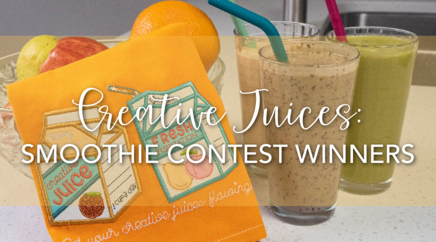Creative Juices: Winning Recipes From the Great Kimberbell Smoothie Competition