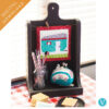 Machine Embroider by Number: Camper
