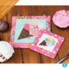 Machine Embroider by Number: Ice Cream Cone