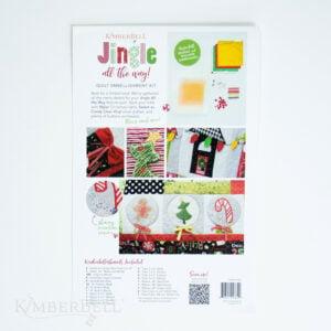 Jingle All The Way, Embellishment Kit