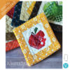 Machine Embroider by Number: Apple